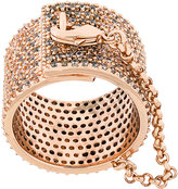 Eddie Borgo chain band ring