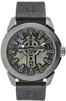 Police Mystery Watch Silvercoloured