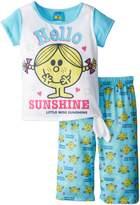 Komar Kids Little Girls' Little Miss Sunshine 2 Piece Set