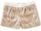 Marciano Big Girls 7-16 Sequin Shorts