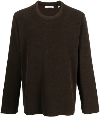Our Legacy long-sleeved terry T-shirt