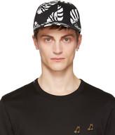 Dolce & Gabbana Black Leaf Cap