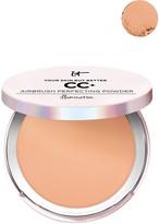 It Cosmetics CC+ Airbrush Perfection Illumination Powder - Tan