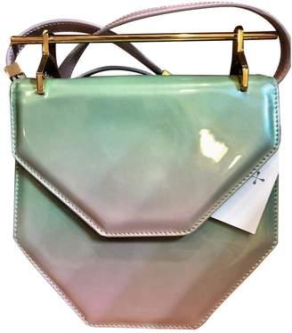 M2Malletier Green Leather Handbags