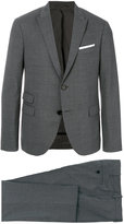 Neil Barrett two piece suit - men - Cotton/Elastodiene/Polyester/Wool - 48
