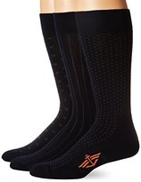 Dockers 3 Pack Cushioned Ultimate Fit Crew Socks