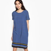 La Redoute Collections Printed Shift Dress