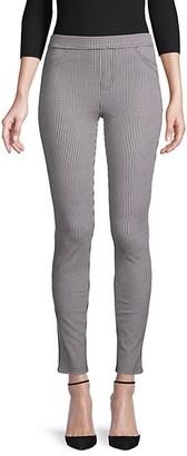 Sanctuary Houndstooth Slim-Fit Pants