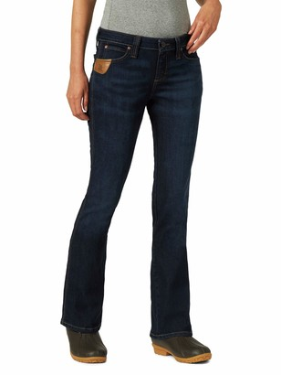 Riggs Workwear Women's 5 Pocket Boot Cut Jean