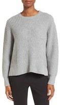 Nordstrom Women's Side Zip Pullover