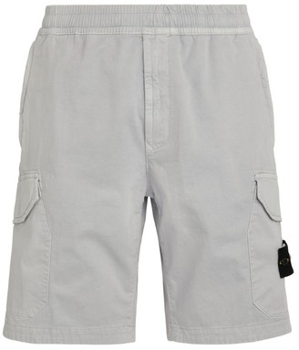 Stone Island Side-Pocket Shorts
