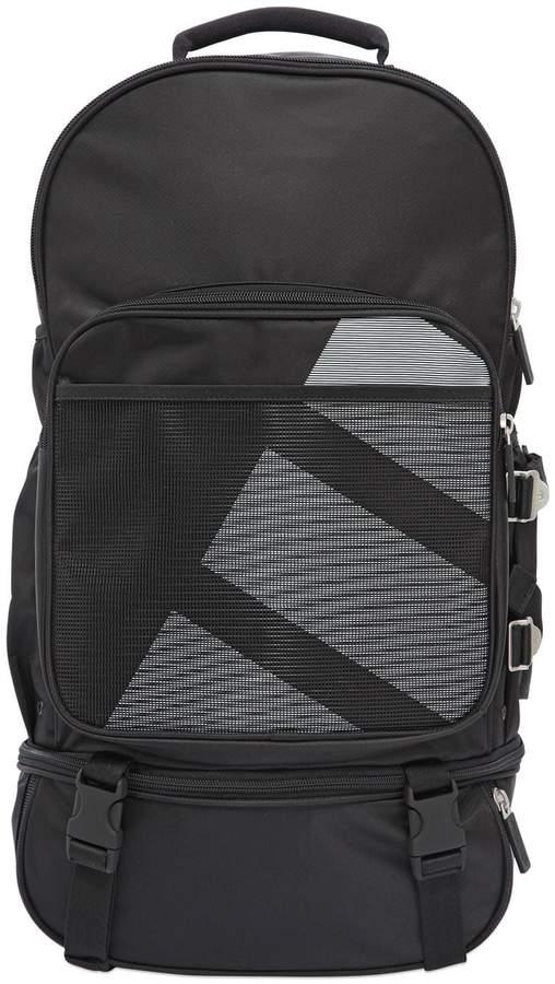 Don't Miss This Deal on Eqt Nylon & Mesh Backpack Black