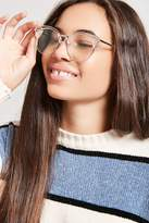 Forever 21 Metal-Accent Round Readers