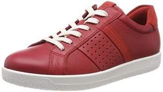 Ecco Women's Soft 1 Ladies Low-Top Sneakers
