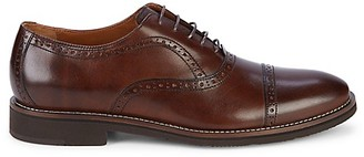 Johnston & Murphy Farris Leather Oxfords