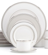 Lenox Dinnerware, Quatrefoil 20 Piece Set