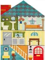 Momeni Lil Mo Whimsy Dollhouse Rug - 4' x 6'
