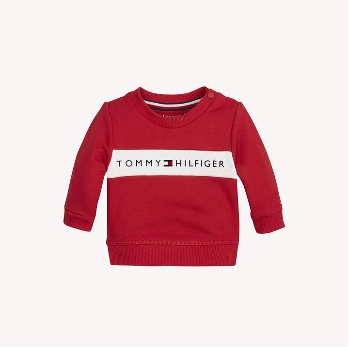 Th Signature Baby Signature Sweatshirt Signature Baby