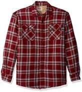 Wrangler Men's Authentics Regular Long Sleeve Shirt