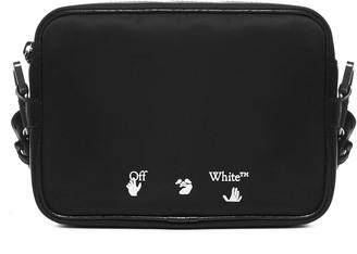 Off-White Ow Logo Nylon Bag