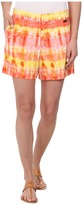 Calvin Klein Printed Woven Shorts