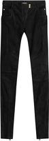 Balmain Suede Pants