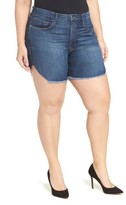 Good American Women's Cutoff Denim Shorts