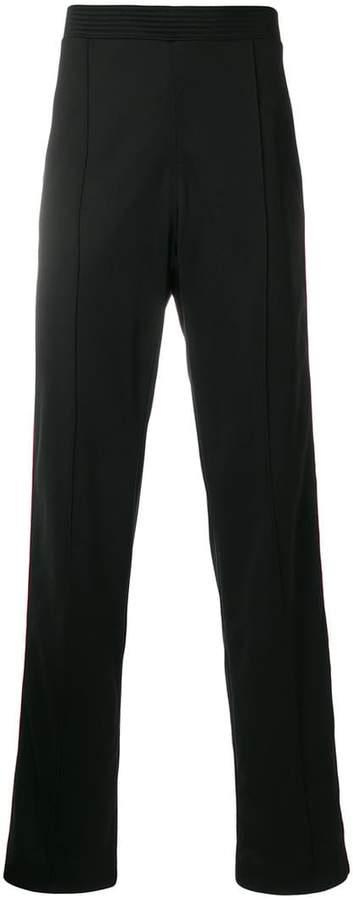 Givenchy logo track pants