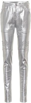 Rick Owens DRKSHDW high-rise skinny pants