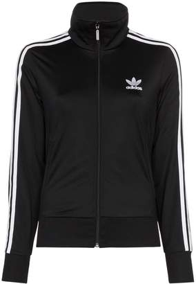 adidas side-stripe track jacket