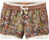 Scotch & Soda Jungle Ruffle Shorts