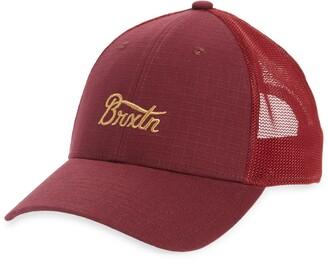 Brixton Stitch Trucker Hat