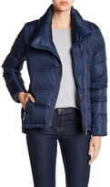 CeCe Debbie Quilted Down Jacket