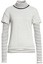 Free People Women's Piper Two-Fer Tee