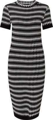 James Lakeland Stripey Knit Dress