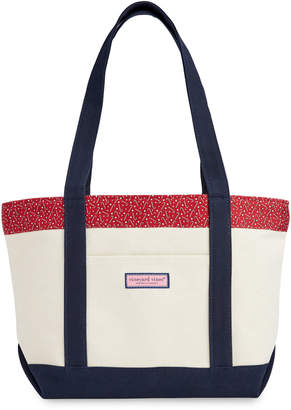 Vineyard Vines Tossed Candy Canes Classic Tote