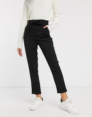 Pimkie tailored pants in black