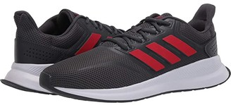 adidas Runfalcon (Grey Six/Scarlet/Footwear White) Men's Running Shoes