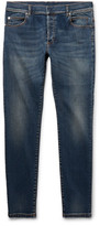 Balmain Skinny-Fit Stretch-Denim Jeans