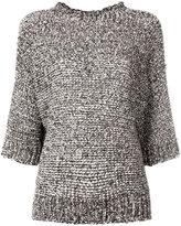 Joseph tweed jumper - women - Cotton/Polyamide/Polyester - XS