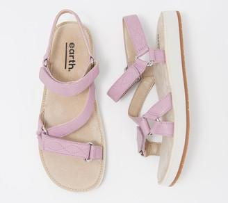 Earth Leather Sport Sandals - Sylt Saba