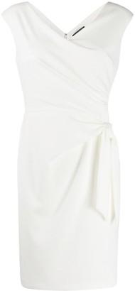 Polo Ralph Lauren Sleeveless Wrap-Style Dress
