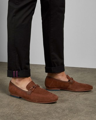 Ted Baker Suede Loafers