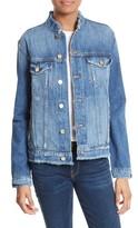 Frame Women's Le Fray Denim Jacket