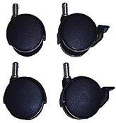 Kiddie Cot Casters - 4 pk Set