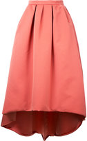 Paule Ka asymmetric full skirt - women - Polyester - 38