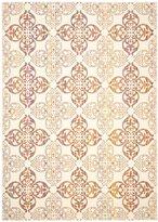 """Safavieh Havana Quatrefoil Rug - Natural & Multicolored - 5'1"""" x 7'7"""""""
