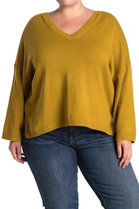 Madewell Double-V Pullover (Regular & Plus Size)
