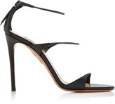 Aquazzura Minute Leather Sandals