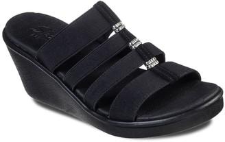 Skechers Cali Rumble On Women's Wedge Sandals
